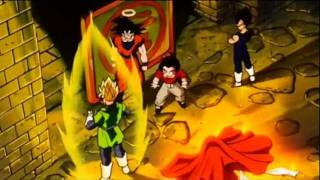 Dragonball Z  Gohan Gets Angry At The World Tournament