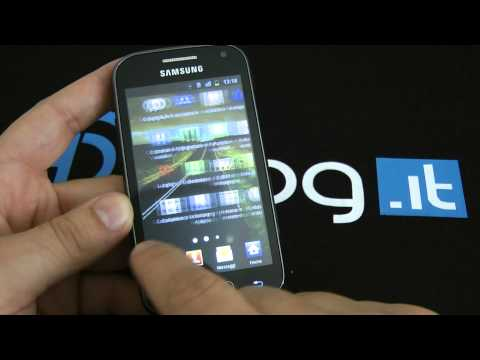 Galaxy ACE 2 Samsung video prova da HDblog