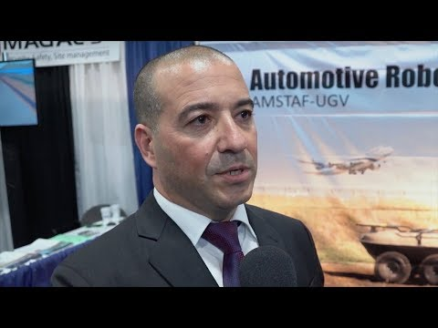 Automotive Robotic Industry's Fishman on Developing Swarming UGVs, AMSTAF Autonomous Vehicle Family