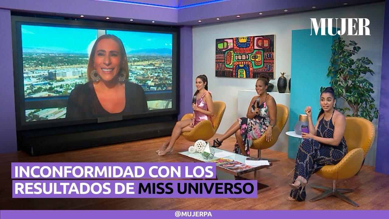 Download DEBATE SOBRE LA GRAN FINAL DE MISS UNIVERSO 2021  |  Mujer