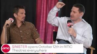 AMC Movie Talk Ep 18 - Special Guest Ethan Hawke