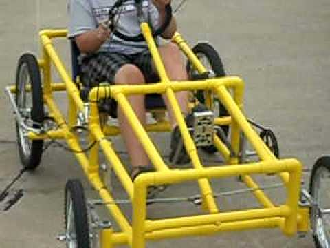 For adult pedal car build it yourself