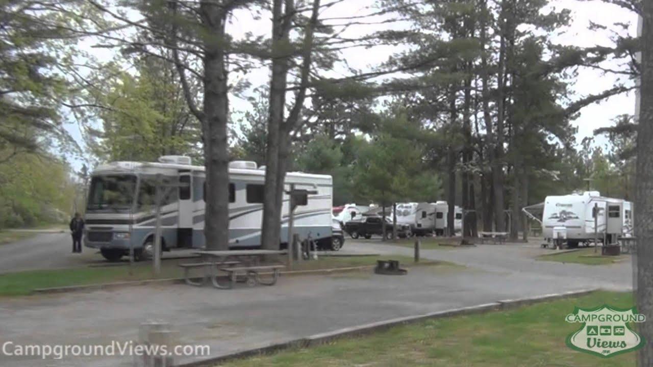 Campgroundviews Com Claytor Lake State Park Campground