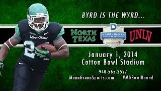 Byrd is the Wyrd 1-1-14