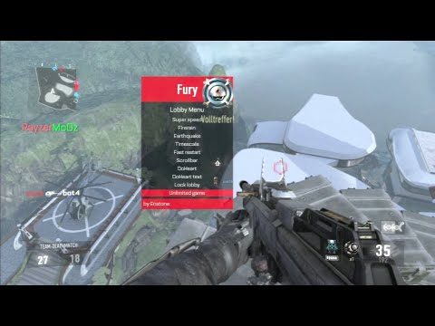 [AW/PS3]Fury Mod Menu All Clients by Enstone + Download