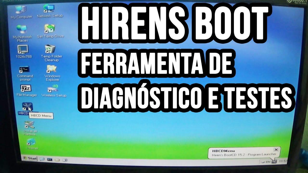 Hirens 9. 7 download.