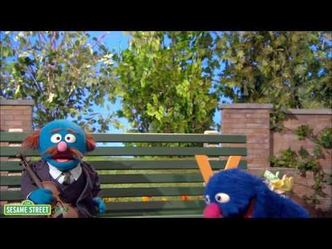 Sesame Street: Letter V Salesman - YouTube