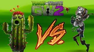 CACTUS CONTRA PIRATAS - Plants vs Zombies Garden Warfare 2