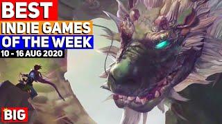 Top 10 BEST NEW Indie Games of the Week: 10 - 16 Aug 2020