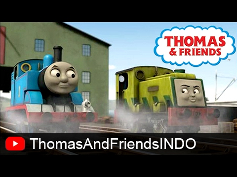 Thomas & Friends Bahasa Indonesia - Full Episode - Thomas Dan Scruff