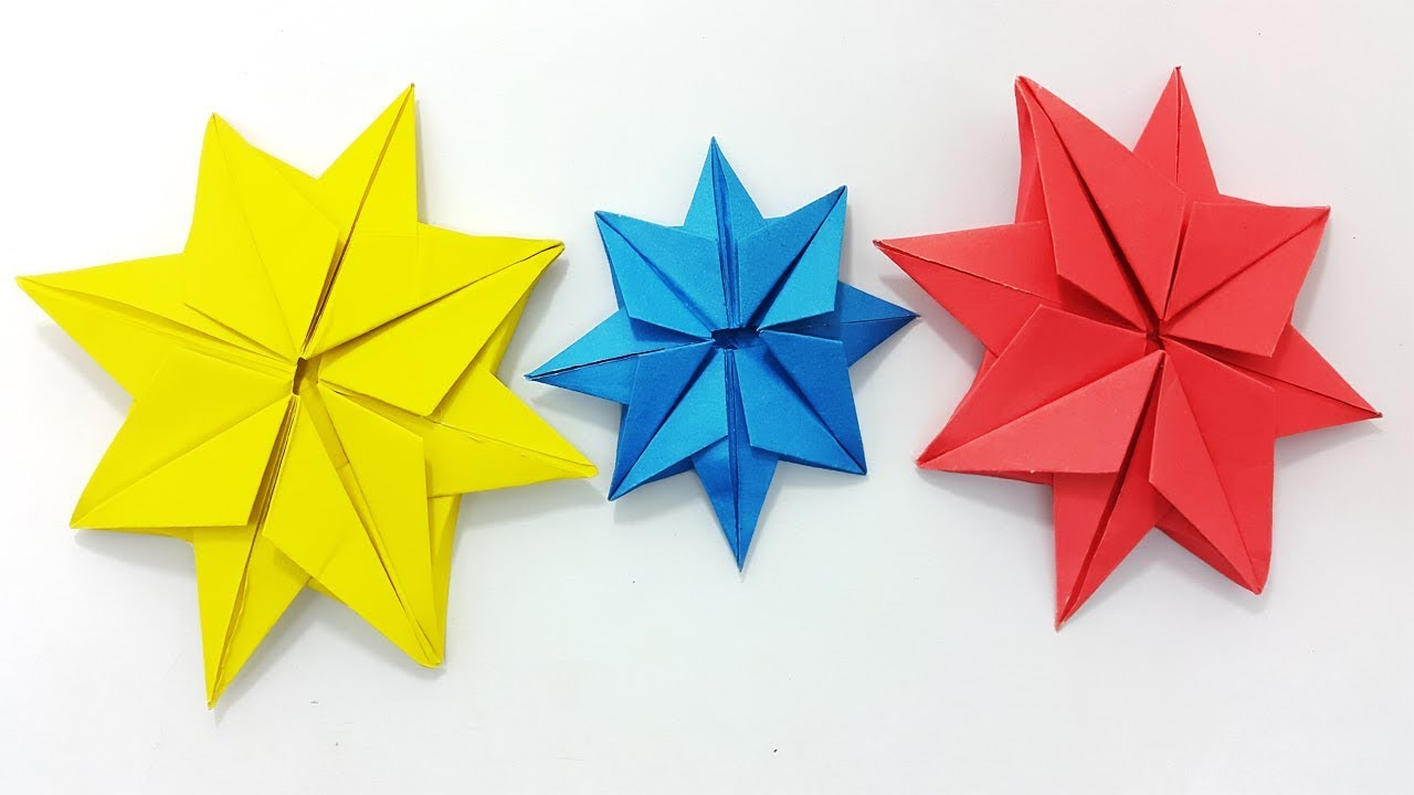 Origami Christmas Ornaments | 720x1280