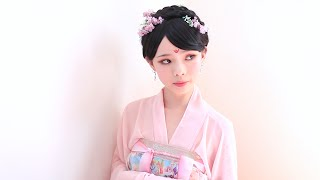 Get Ready With Me   Traditional Chinese Princess in Qixiong Ruqun