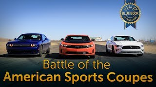 Battle of the American Sports Coupes