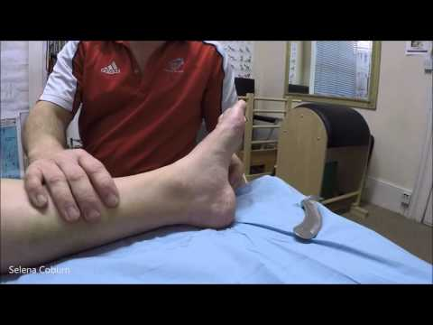 Foot Rehab - Physiotherapy