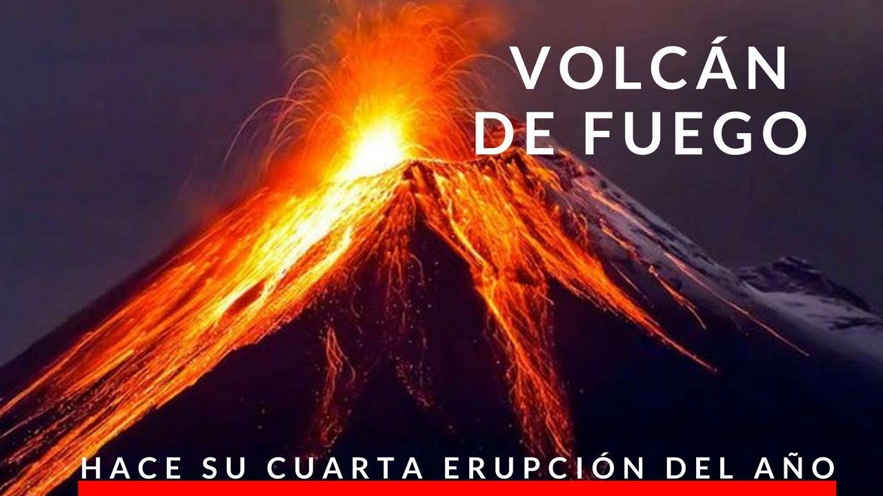 Resultado de imagen para volcan DE FUEGO