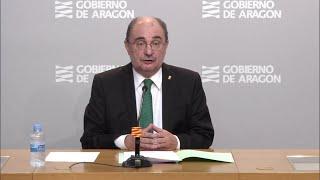 Lambán pide medidas económicas para los sectores más afectados
