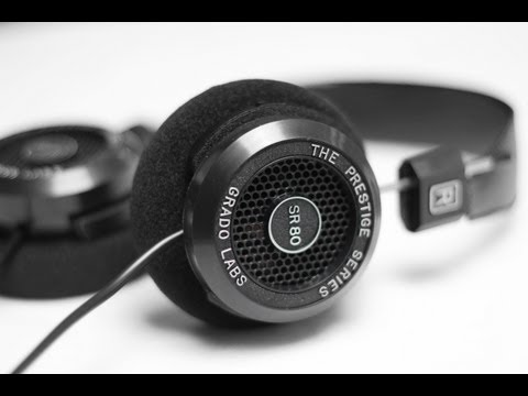 Grado SR80i Open Back Audiophile Headphones