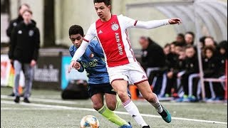 Ajax O14 - Feyenoord O14