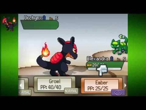 Pokemon Uranium Soullink - Melvinvision -  #1