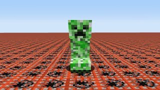 Creeper triggers your anxiety for 10 minutes straight