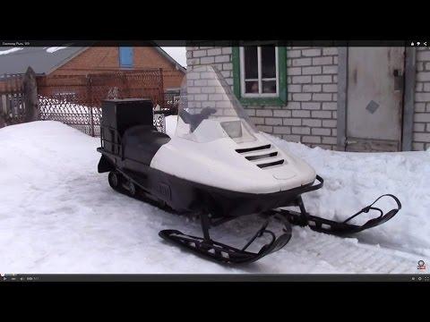 Снегоход Рысь 119