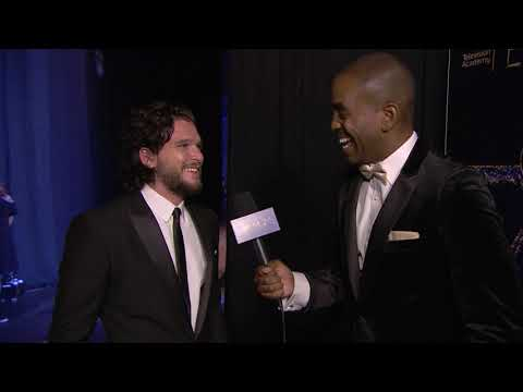 70th Emmy Awards: Backstage LIVE! with Kit Harington