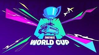 Fortnite World Cup Qualifier || Duo Week 10 || Finals