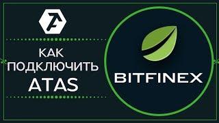 Азиатская биржа Bitfinex. Обзор биржи, открытие счета и подключение по API в ATAS.