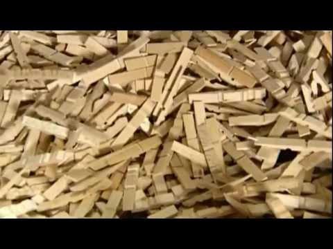 Стальные прищепки для белья по 13 рублей за штуку - YouTube