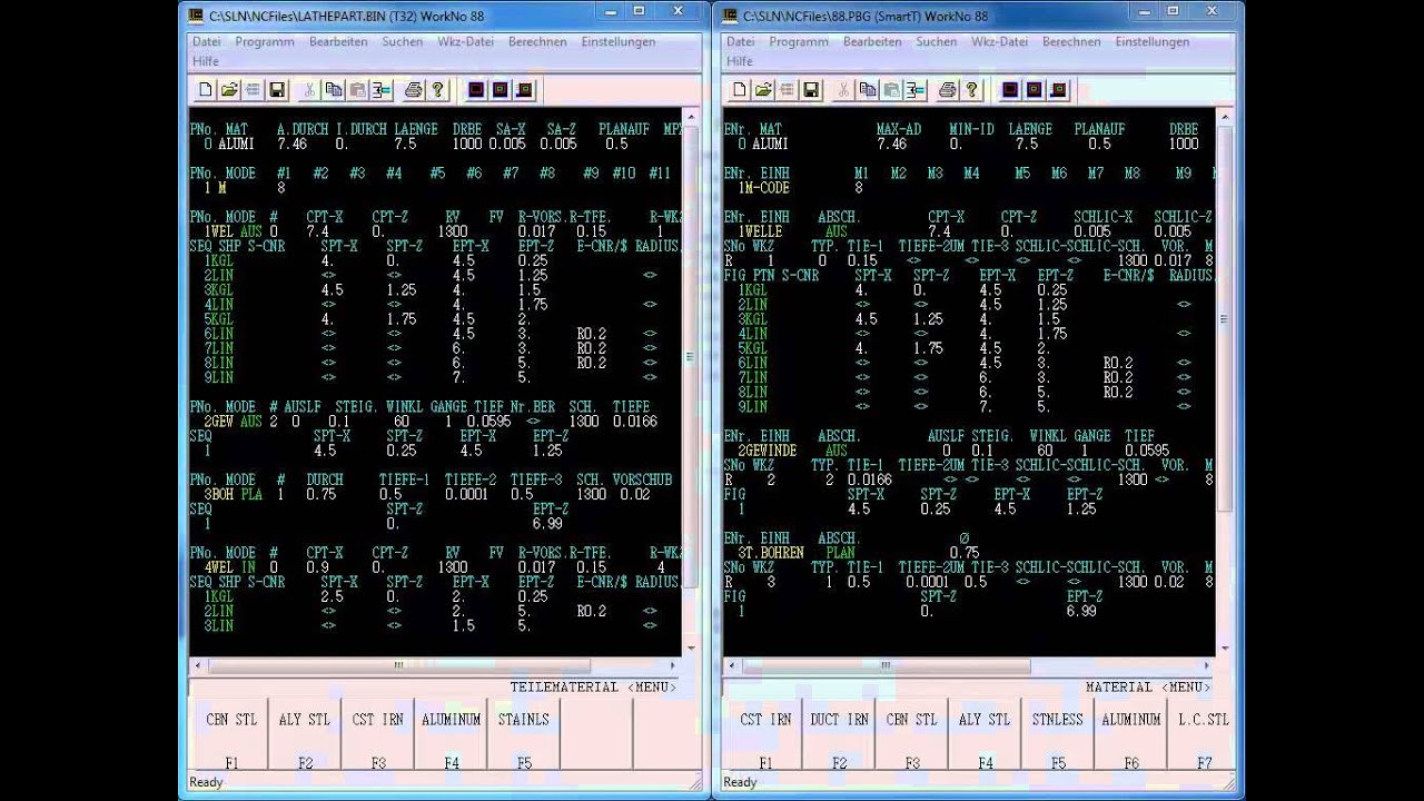Mazak, Mazatrol Software - MazaCAM - Convert Mazatrol
