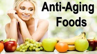 Top 20 Anti Aging Foods