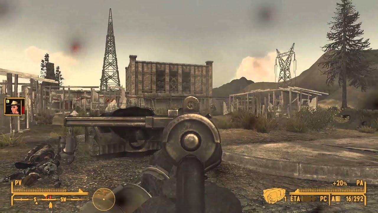 Fallout nowy vegas seks mod wideo