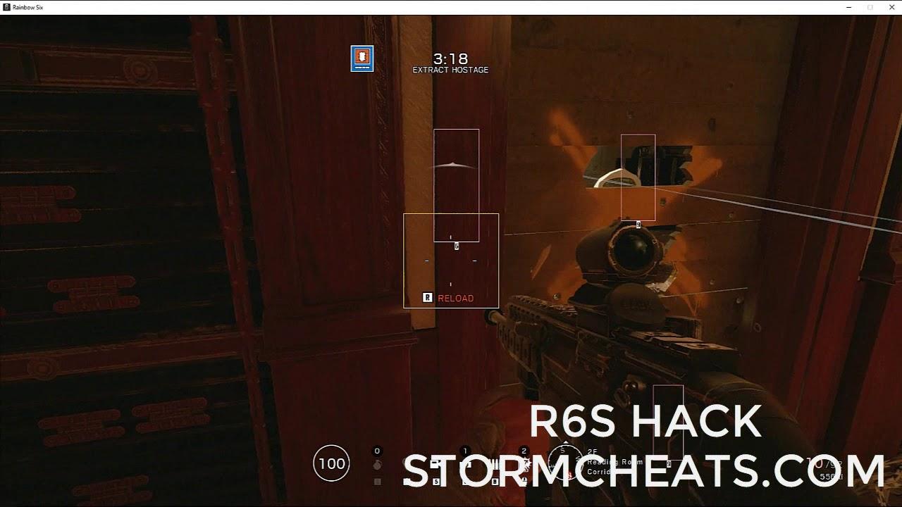 Rainbow Six Siege Hacks, Aimbot, ESP Cheats | StormCheats