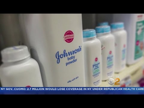 Woman Wins $100 Million In Suit Against Johnson & Johnson