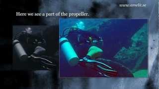 Diving at RMS Rhone