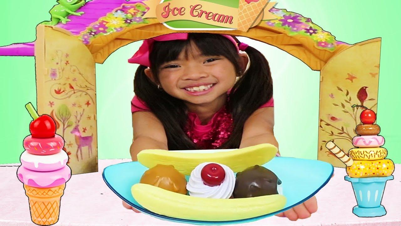Ice Cream Song More Nursery Rhymes Kid Sing A Long