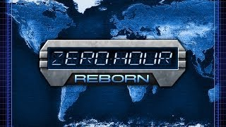 Command And Conquer Generals Zero Hour Reborn Last Stand V5 Gameplay