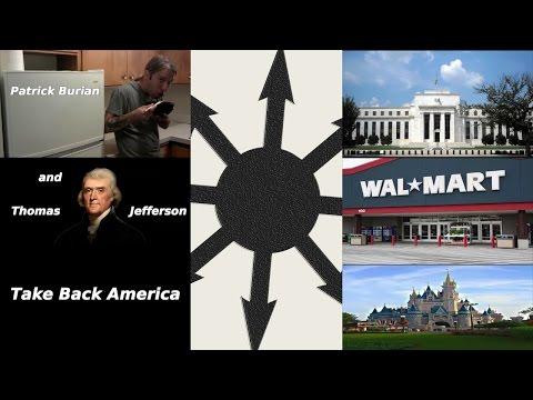 Patrick Burian & Thomas Jefferson Take Back America