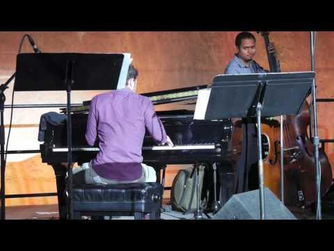 Emmet Cohen @ Detroit Jazz Festival 2016 with Herlin Riley