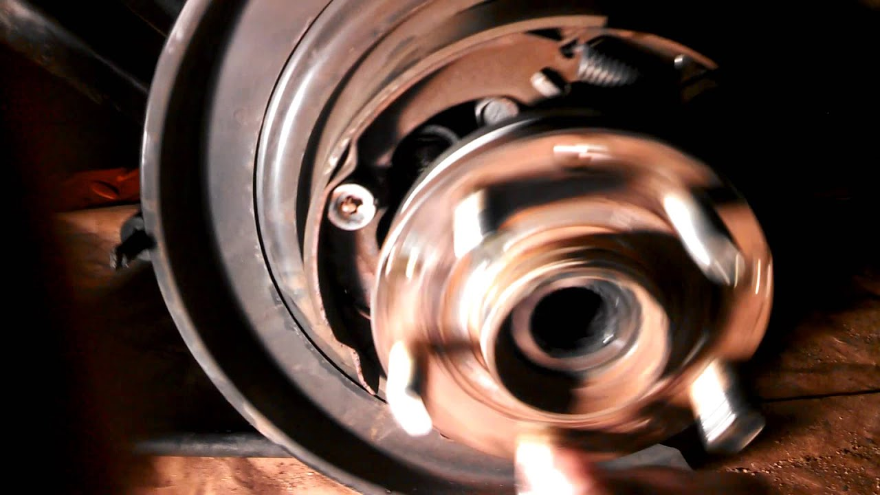 Wheel Bearing Noise >> 2004 Subaru forester rear wheel bearing noise - YouTube