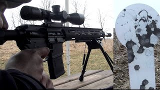 BCM SS410 + Nikon P-223 at 675 Yards