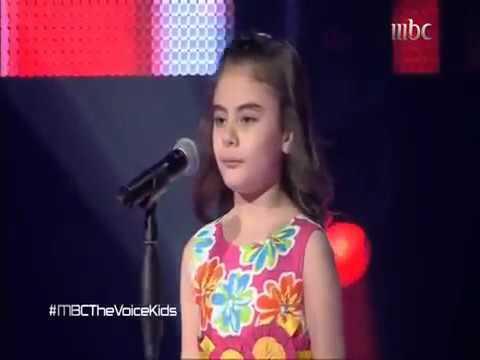 Athuna Al Thoufuli - Ghina Brusia 9th Menangis Bernyanyi Untuk Perdamaian Di Negaranya Suriyah