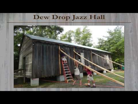 Dew Drop Social and Benevolent Hall by Lynn Mitchell