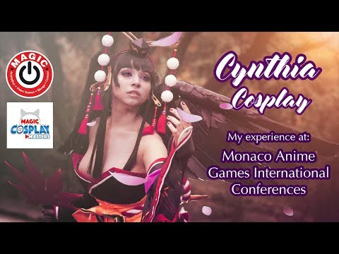 My experience at: Monaco Anime Games International Conferences 2017