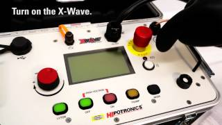 X-WAVE Cable Fault Locator | Product Demo