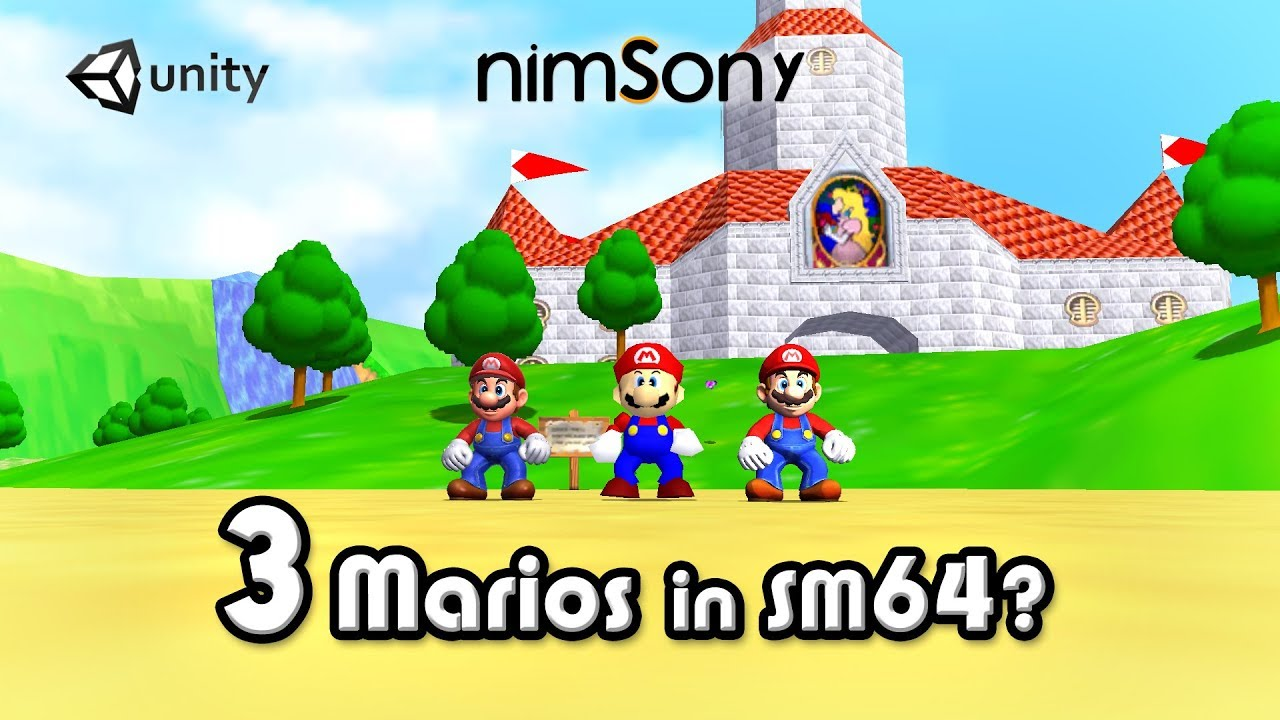 super mario 64 but it s not super mario 64 a study of the classic
