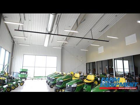 Dealership Modernization: Van Wall Equipment