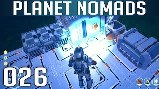 PLANET NOMADS [026] [Ein neues Jetpack craften] [S01] Let's Play Gameplay Deutsch German thumbnail