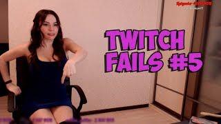 Лучшие Фейлы С Twitch #5 | Рэйдж Сильвера🔥| Мэддисон в Far Cry 5😂 | Twitch Fails