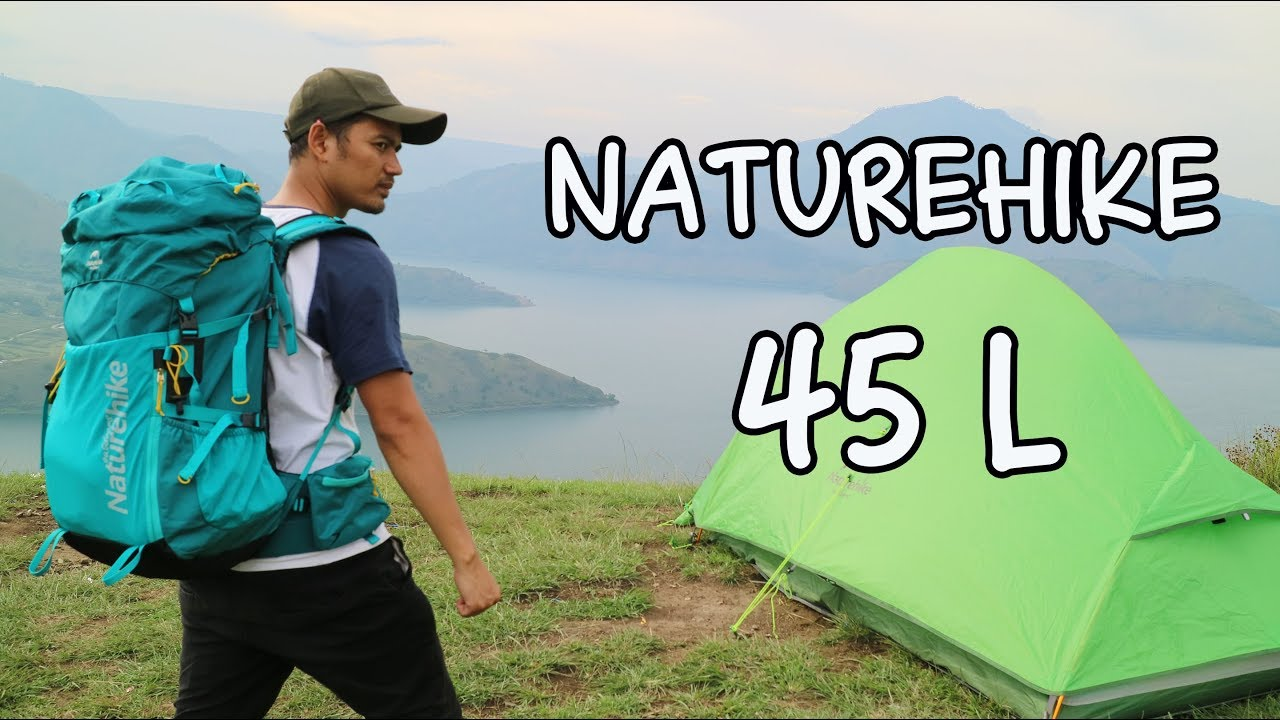 Review Tas Carrier Naturehike 45L ||  NH18Y045-Q